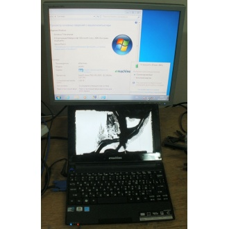 "Нетбук eMachines 355-N571G25Ikk (Intel Atom N570 (2x1.66Ghz) /1024Mb DDR3 /250Gb SATA /10.1"" TFT 1024x600)"