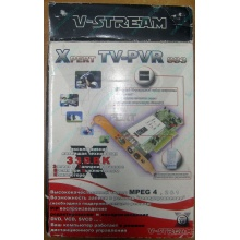Внутренний TV-tuner Kworld Xpert TV-PVR 883 (V-Stream VS-LTV883RF) PCI