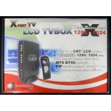 Внешний TV tuner KWorld V-Stream Xpert TV LCD TV BOX VS-TV1531R