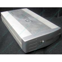 Внешний кейс из алюминия ViPower Saturn VPA-3528B для IDE жёсткого диска, алюминиевый бокс ViPower Saturn VPA-3528B для IDE HDD
