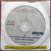 85-5777-01 Cisco Catalyst 2960 Series Switches Getting Started Guides CD (80-9004-01)