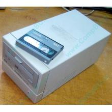 Стример HP SuperStore DAT40 SCSI C5687A, внешний ленточный накопитель HP SuperStore DAT40 SCSI C5687A фото
