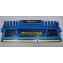 Модуль оперативной памяти Б/У 4Gb DDR3 Corsair Vengeance CMZ16GX3M4A1600C9B pc-12800 (1600MHz) БУ