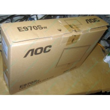 """Монитор 18.5"""" AOC E970Swn 1366x768 (широкоформатный), 18.5"""" AOC E970S"""
