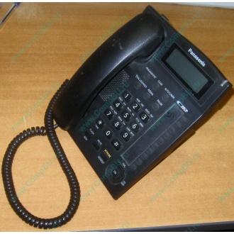 Телефон Panasonic KX-TS2388RU (черный)