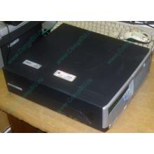 Компьютер HP DC7100 SFF (Intel Pentium-4 520 2.8GHz HT s.775 /1024Mb /80Gb /ATX 240W desktop)