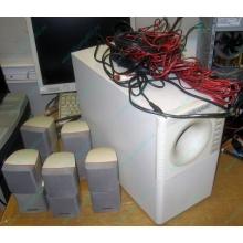Компьютерная акустика Microlab 5.1 X4 (210 ватт), акустическая система для компьютера Microlab 5.1 X4