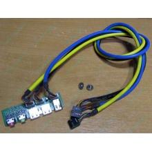 Панель передних разъемов (audio, USB, FireWire) для корпуса Chieftec