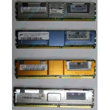 Серверная память HP 398706-051 (416471-001) 1024Mb (1Gb) DDR2 ECC FB