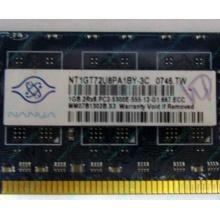 Серверная память 1Gb DDR2 ECC Nanya pc2-5300E 667MHz для Cisco 29xx