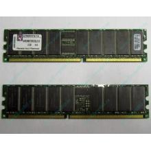 Модуль памяти 512Mb DDR ECC Reg Kingston pc2100 266MHz 2.5V