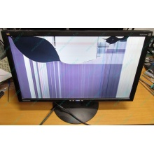"Монитор 24"" TFT ViewSonic VA2413WM (разбита матрица)"