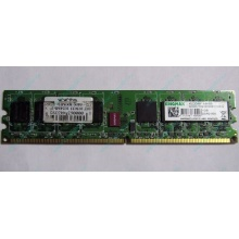 Серверная память 1Gb DDR2 ECC Fully Buffered Kingmax KLDD48F-A8KB5 pc-6400 800MHz.