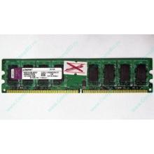 ГЛЮЧНАЯ/НЕРАБОЧАЯ память 2Gb DDR2 Kingston KVR800D2N6/2G pc2-6400 1.8V