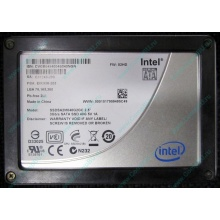 "Нерабочий SSD 40Gb Intel SSDSA2M040G2GC 2.5"" FW:02HD SA: E87243-203"