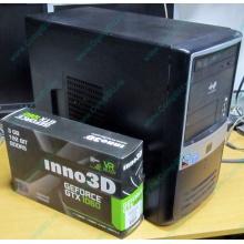 Игровой компьютер Intel Core i5 3470 (4x3.2GHz) /8Gb DDR3 /1Tb /3Gb DDR5 GeForce GTX1060 /ATX 500W