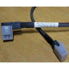 Угловой кабель Mini SAS to Mini SAS HP 668242-001