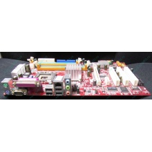 Материнская плата MSI MS-7140 915P Combo2 VER 2.0 s.775