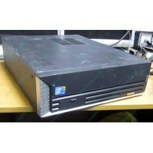 Лежачий четырехядерный компьютер Intel Core 2 Quad Q8400 (4x2.66GHz) /2Gb DDR3 /250Gb /ATX 250W Slim Desktop