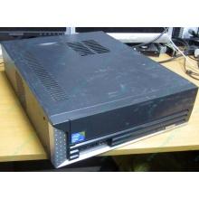 Лежачий четырехядерный системный блок Intel Core 2 Quad Q8400 (4x2.66GHz) /2Gb DDR3 /250Gb /ATX 300W Slim Desktop