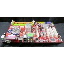 Материнская плата MSI MS-7235 P965 Neo VER:1.1 s.775 Б/У