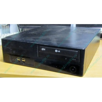 Компьютер Intel Core i3 3220 (2x3.3GHz HT) /4Gb /320Gb /ATX 300W Slim Desktop (лежачий корпус)