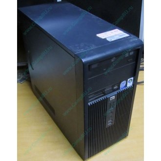 Компьютер Б/У HP Compaq dx7400 MT (Intel Core 2 Quad Q6600 (4x2.4GHz) /4Gb /250Gb /ATX 300W)