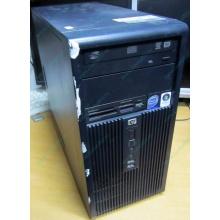 Системный блок Б/У HP Compaq dx7400 MT (Intel Core 2 Quad Q6600 (4x2.4GHz) /4Gb DDR2 /320Gb /ATX 300W)