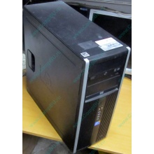 Компьютер Б/У HP Compaq 8000 Elite CMT (Intel Core 2 Quad Q9500 (4x2.83GHz) /4Gb DDR3 /320Gb /ATX 320W)