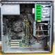 Компьютер HP Compaq 8000 Elite CMT (Intel Core 2 Quad /4Gb DDR3 /320Gb /ATX 320W) открытый (вид изнутри)