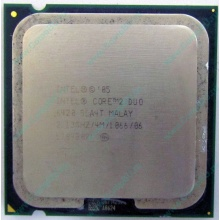 Процессор Intel Core 2 Duo E6420 (2x2.13GHz /4Mb /1066MHz) SLA4T socket 775