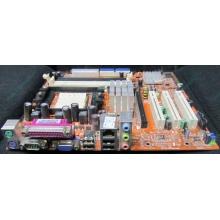Материнская плата WinFast 6100K8MA-RS socket 939