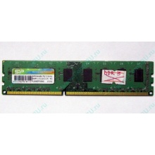 НЕРАБОЧАЯ память 4Gb DDR3 SP (Silicon Power) SP004BLTU133V02 1333MHz pc3-10600