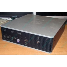 Компьютер HP Compaq 5800 (Intel Core 2 Quad Q6600 (4x2.4GHz) /4Gb /250Gb /ATX 240W Desktop)