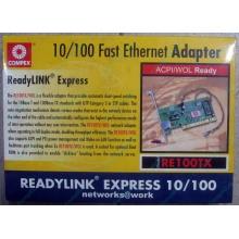 Сетевой адаптер Compex RE100TX/WOL PCI