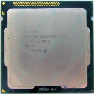 Процессор Intel Celeron G540 (2x2.5GHz /L3 2048kb) SR05J s.1155