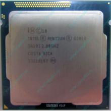 Процессор Intel Pentium G2010 (2x2.8GHz /L3 3072kb) SR10J s.1155