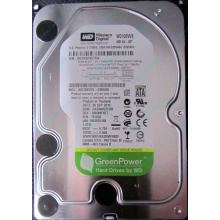 Б/У жёсткий диск 1Tb Western Digital WD10EVVS Green (WD AV-GP 1000 GB) 5400 rpm SATA