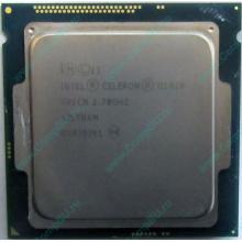Процессор Intel Celeron G1820 (2x2.7GHz /L3 2048kb) SR1CN s.1150