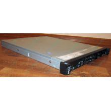 Б/У сервер IBM x3250 M5 5458E5G (Xeon E3-1240 v3 (4x3.4GHz HT) /8Gb /2x500Gb /ATX 2x460W 1U)