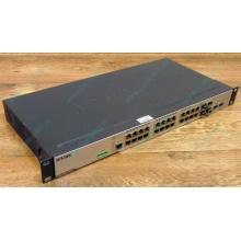 Б/У коммутатор D-link DGS-3000-26TC 20 port 1Gbit + 4 port SFP+
