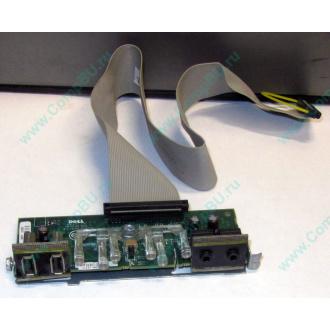 Панель передних разъемов (audio, USB) и светодиодов для Dell Optiplex 745/755 Tower