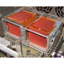 Радиатор HP 344498-001 для ML370 G4 медный