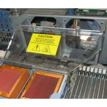 Прозрачная пластиковая крышка HP 337267-001 для подачи воздуха к CPU в ML370 G4
