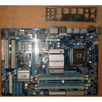 Материнская плата Gigabyte GA-EP45T-UD3LR rev 1.3 Б/У