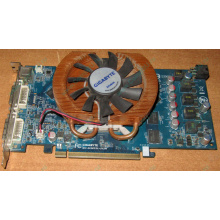 Глючная видеокарта 512Mb DDR3 nVidia GeForce 9800GT Gigabyte GV-N98TZL-512H PCI-E