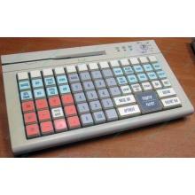 POS-клавиатура HENG YU S78A PS/2 белая (без кабеля!)