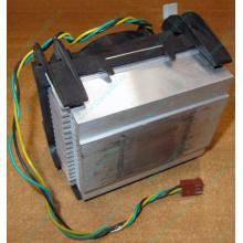 Кулер socket 478 БУ (алюминиевое основание)