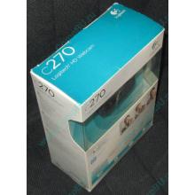 WEB-камера Logitech HD Webcam C270 USB