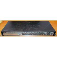Б/У коммутатор D-link DES-3200-28 (24 port 100Mbit + 4 port 1Gbit + 4 port SFP)